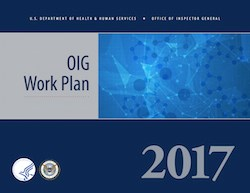 OIG plans review of Medicaid waivers, employee background checks, more