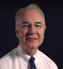 Health and Human Services Secretary Tom Price, M.D.