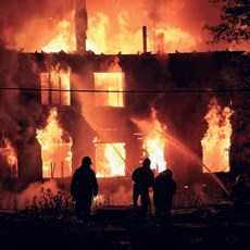 North Carolina police nab arson suspect