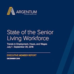 Senior living continues to see job growth, although rate is slowing