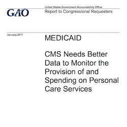 GAO: CMS needs better data to prevent HCBS overpayments, fraud