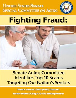 Anti-fraud efforts must include senior living, hearing witness says