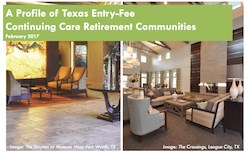 Life care contract most common type for Texas CCRCs: report