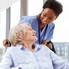 Assisted living communities top nursing homes for caregiver pay