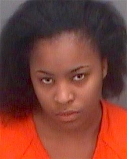 Alexis Williams (Photo: Pinellas County Sheriff's Office)