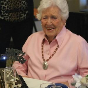 1 community, 3 centenarians