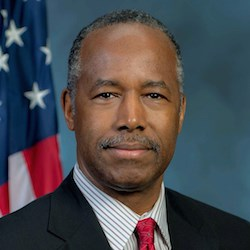 Carson calls for increased private-market involvement in affordable housing