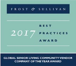 Stanley Healthcare named Vendor Company of the Year