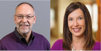Doug Pace and Amy Birkel will speak at an Oct. 4 McKnight's Senior Living webinar.