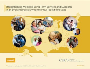 Past efforts point way to future success of Medicaid LTSS reform: report