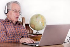 Fears of loneliness, isolation affect tech use among older adults
