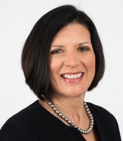 """""""I'm very excited,"""" Cindy Baier told McKnight's Senior Living about her new role as CEO of Brookdale."""