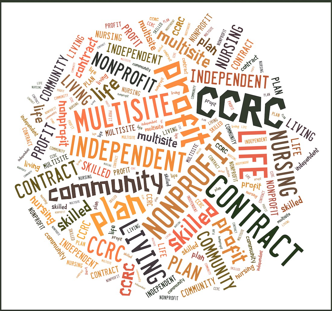 More CCRCs part of larger systems now, Ziegler says