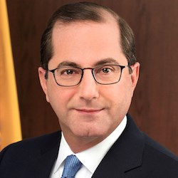 HHS Secretary Alex Azar II