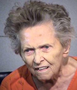 92-year-old woman charged with killing son who planned to move her to assisted living