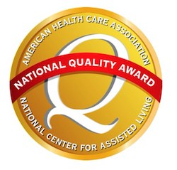 First two assisted living communities earn AHCA/NCAL Gold Quality Awards