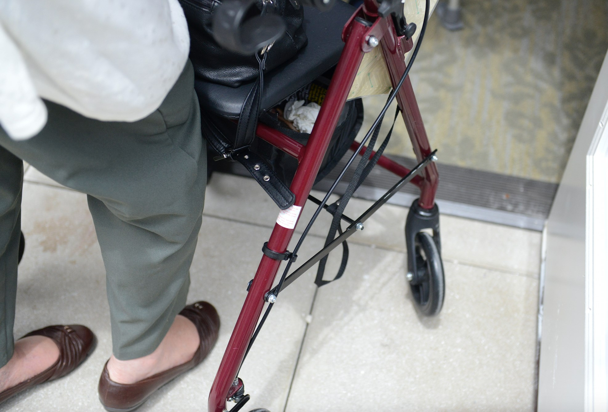 42% of older adults have a disability: CDC