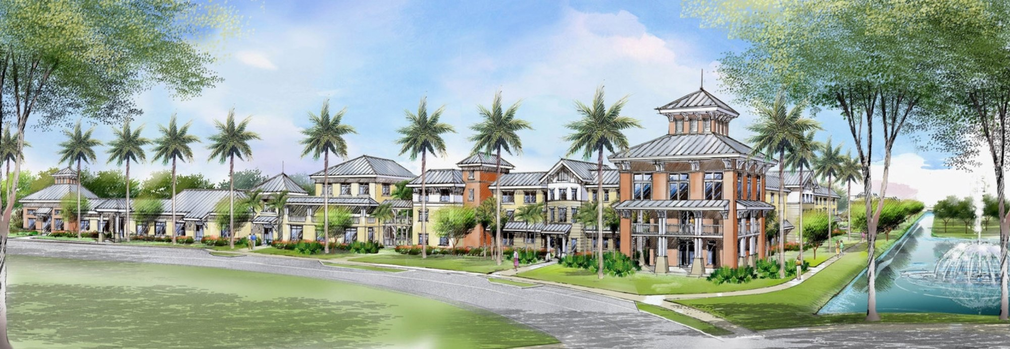 Town demand could delay opening of $75 million senior living complex